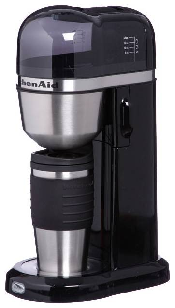 Кофемашина Kitchenaid модель 5KCM0402